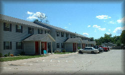 One, Two and Three Bedroom Apartments in Terre Haute, IN